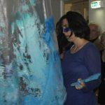 Blue Shower 2